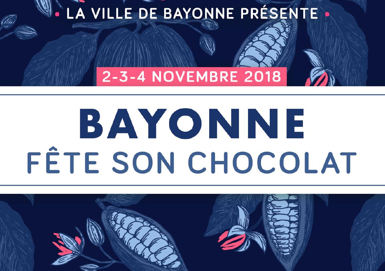 Annonce Bayonne fête son Chocolat