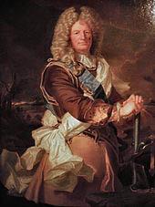 Portrait du Maréchal Vauban