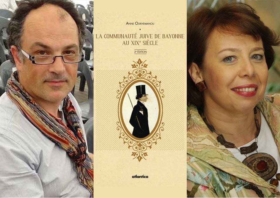 Jean-Yves Roques, Anne Oukhémanou et Katherine Khodorowsky