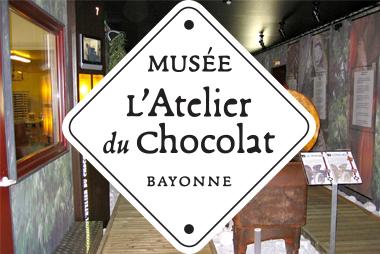 Le Musée de l'Atelier du Chocolat